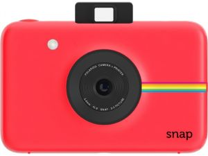 FOTOCAMERA COMPATTA DIGITALE POLAROID SNAP POLSP01R RED