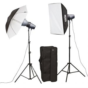 FLASH STUDIO METZ MECABLITZ MECASTUDIO BL-400 SB KIT