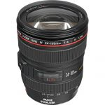 OBIETTIVO STANDARD ZOOM CANON EF 24-105MM F/4.0L IS USM