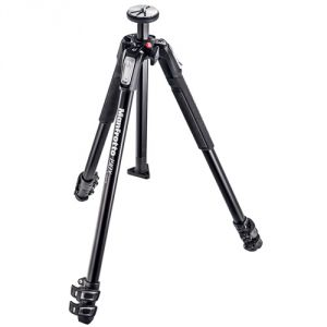 MANFROTTO MK190X3-2W KIT SERIE A 3 SEZIONI CON TESTA FOTO/VIDEO FLUIDA