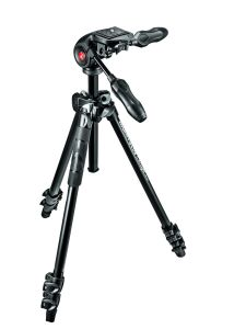 MANFROTTO MK290LTA3-3W KIT 290 LIGHT CON TESTA 3 VIE