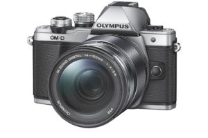 FOTOCAMERA DIGITALE MIRRORLESS OLYMPUS E-M10 MARK II KIT 14 -150MM SILVER/BLACK