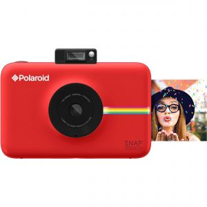 FOTOCAMERA COMPATTA DIGITALE POLAROID SNAP TOUCH RED POLSTR