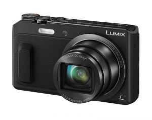 FOTOCAMERA COMPATTA DIGITALE PANASONIC LUMIX DMC-TZ57 BLACK
