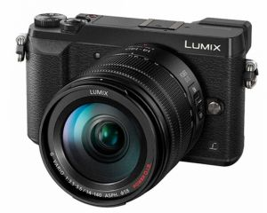FOTOCAMERA MIRRORLESS DIGITALE PANASONIC LUMIX DMC-GX80 + 14-140MM BLACK
