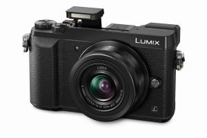 FOTOCAMERA MIRRORLESS DIGITALE PANASONIC DMC-GX80 + LUMIX G VARIO 12-32MM BLACK