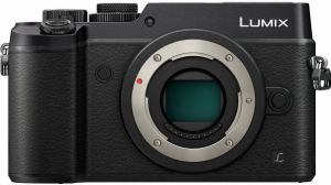 FOTOCAMERA MIRRORLESS DIGITALE PANASONIC LUMIX DMC-GX8 BODY BLACK