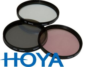 FILTRO FOTOGRAFICO HOYA DIGITAL FILTER KIT 58 MM