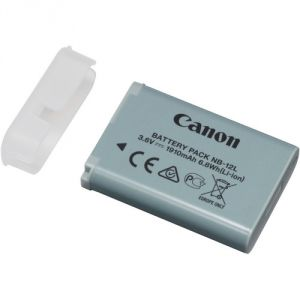 BATTERY PACK BATTERIA RICARICABILE CANON NB-12L