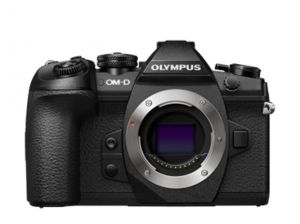 FOTOCAMERA DIGITALE MIRRORLESS OLYMPUS E-M1 MARK II BODY BLACK