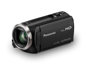 VIDEOCAMERA DIGITALE PANASONIC FULL HD HC-V180 BLACK