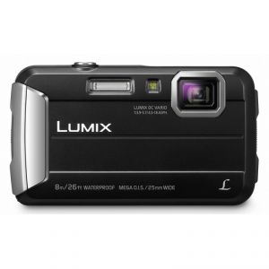 FOTOCAMERA COMPATTA DIGITALE PANASONIC DMC FT30 BLACK