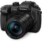 FOTOCAMERA DIGITALE MIRRORLESS PANASONIC LUMIX GH5 12-60 LEICA