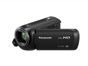 VIDEOCAMERA DIGITALE PANASONIC HC-V380 BLACK