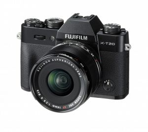 FOTOCAMERA MIRRORLESS DIGITALE FUJI FX X-T20 BLACK BODY