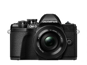 FOTOCAMERA DIGITALE MIRRORLESS OLYMPUS E-M10 MARK III BLACK+14-42 EZ BLACK