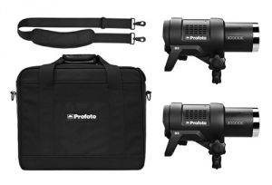 PROFOTO D2 DUO KIT 1000/1000 AIR TTL FLASH MONOTORCIA 1000w 901017