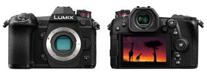 FOTOCAMERA MIRRORLESS DIGITALE PANASONIC LUMIX DC-G9 BODY