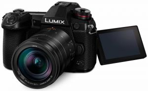 FOTOCAMERA MIRRORLESS DIGITALE PANASONIC LUMIX DC-G9 + 12-60 MM LEICA