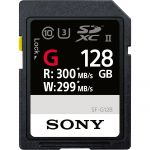 MEMORY CARD SONY SD XC 128 GB UHS-II SF-G128 CL 10