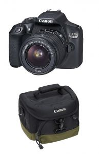 FOTOCAMERA REFLEX DIGITALE CANON EOS 1300D + EF-S 18-55 IS II ACCESSORY KIT