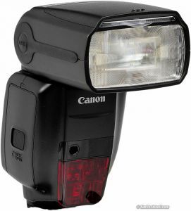 LAMPEGGIATORE FLASH CANON SPEEDLITE 600EX-RT