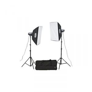 FLASH STUDIO METZ MECABLITZ MECASTUDIO BL-200 SB KIT