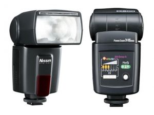 LAMPEGGIATORE NISSIN DIGITAL FLASH Di 600 X CANON