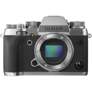 FOTOCAMERA DIGITALE MIRRORLESS FUJI X-T2 GRAPHITE SILVER EDITION BODY