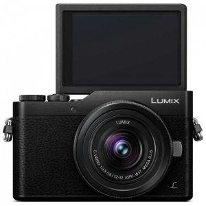 FOTOCAMERA MIRRORLESS DIGITALE PANASONIC LUMIX DC-GX800  + 12-32 MM BLACK