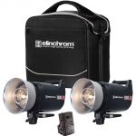 KIT MONOTORCIA ELINCHROM ELC PRO HD 1000/1000 TO GO