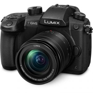 FOTOCAMERA MIRRORLESS DIGITALE PANASONIC LUMIX GH5 12-60 G