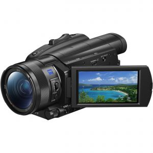 VIDEOCAMERA SONY FDR-AX700 CAMCORDER 4K HDR