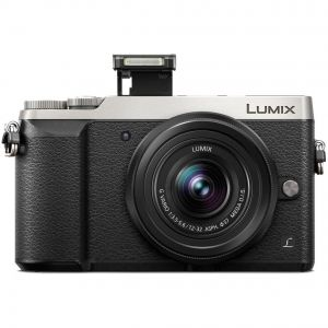FOTOCAMERA MIRRORLESS DIGITALE PANASONIC DMC-GX80 + LUMIX G VARIO 12-32MM SILVER