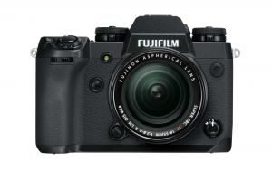 FOTOCAMERA MIRRORLESS DIGITALE FUJI FX X-H1 BODY BLACK