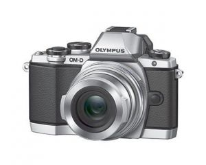 FOTOCAMERA MIRRORLESS DIGITALE OLYMPUS E-M10 MARK II +KIT 14-150 MM SILVER/SILVER