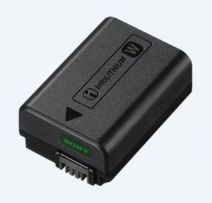 BATTERY PACK BATTERIA RICARICABILE SONY NP-FW 50 SERIE W